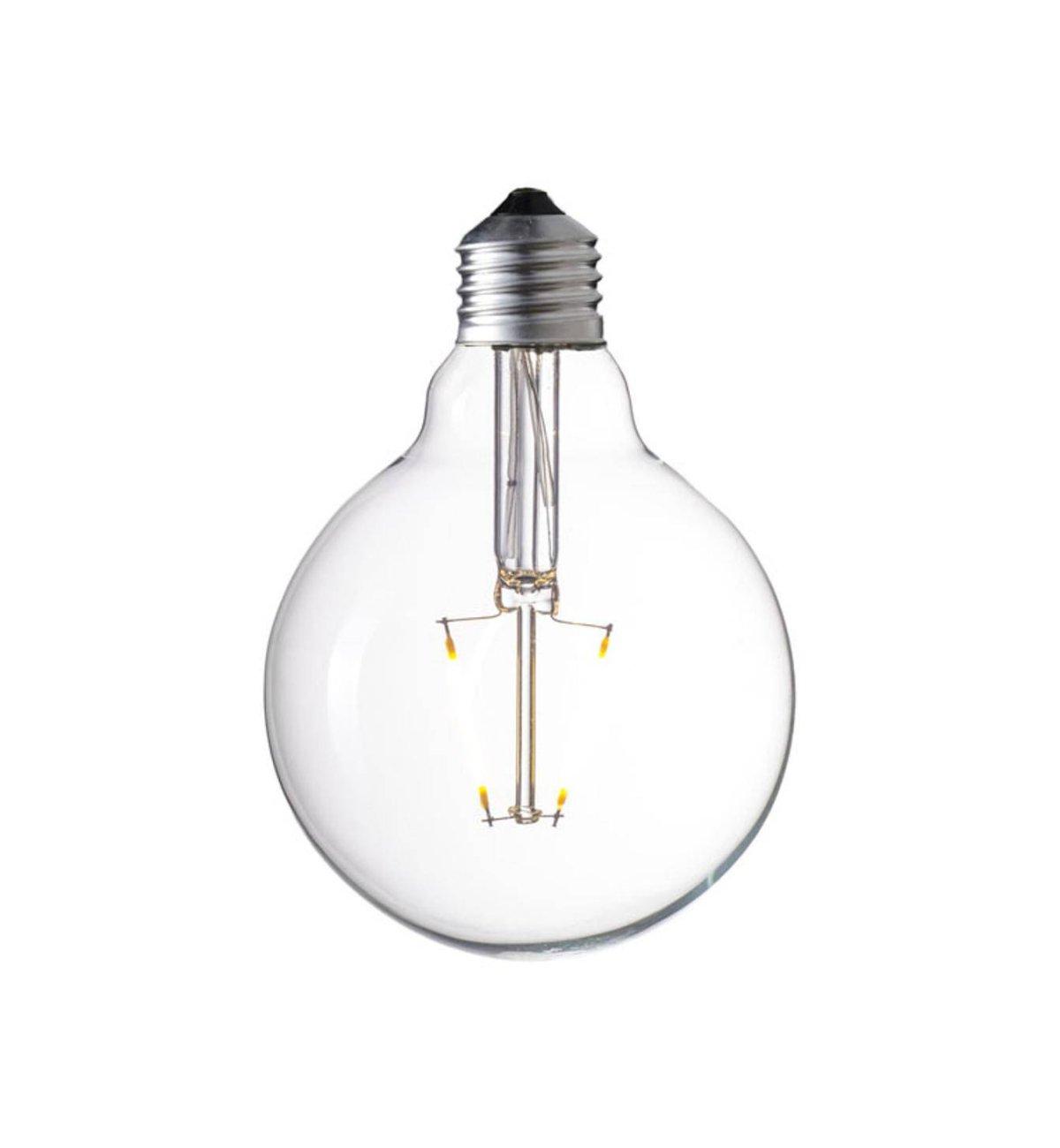 żarówka Dekoracyjna Led Globe 95 Edison 2w Sklep Internetowy Light Home
