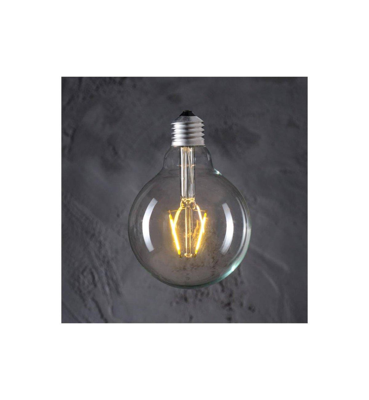 żarówka Dekoracyjna Led Globe 95 Edison 2w Sklep