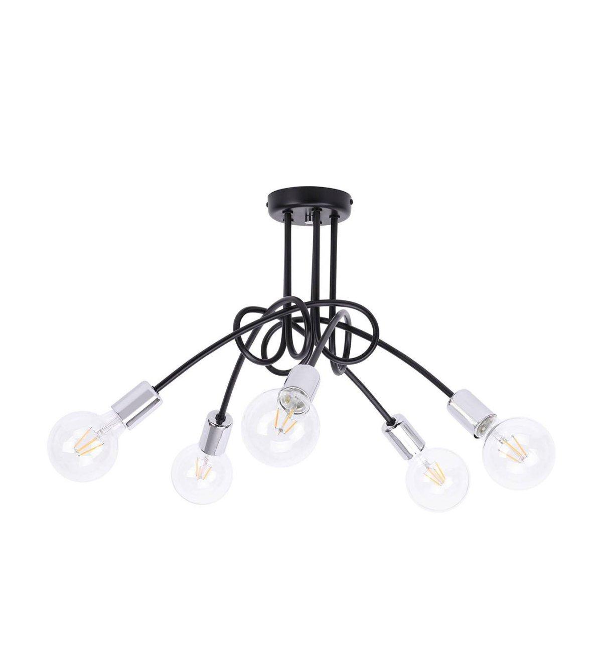 Wybitny Lampa Wisząca Dekoracyjna Industrialna - Sklep internetowy Light Home TX49