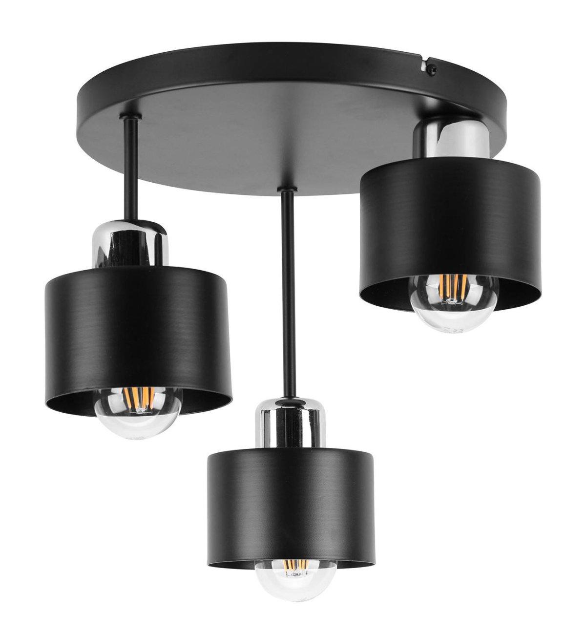 Lampa Sufitowa Metalowa Wisząca Nowoczesna Sklep internetowy Light Home