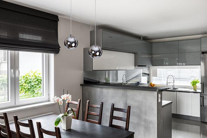 Jak Dobrać Lampę I Oświetlenie Nad Stół W Kuchni Dobieramy