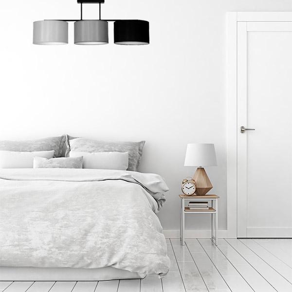 nastrojowe lampy do sypialni stojące