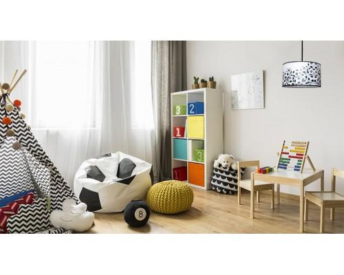 • Jak wybrać lampy do pokoju chłopca? Dobór oświetlenia według potrzeb dziecka